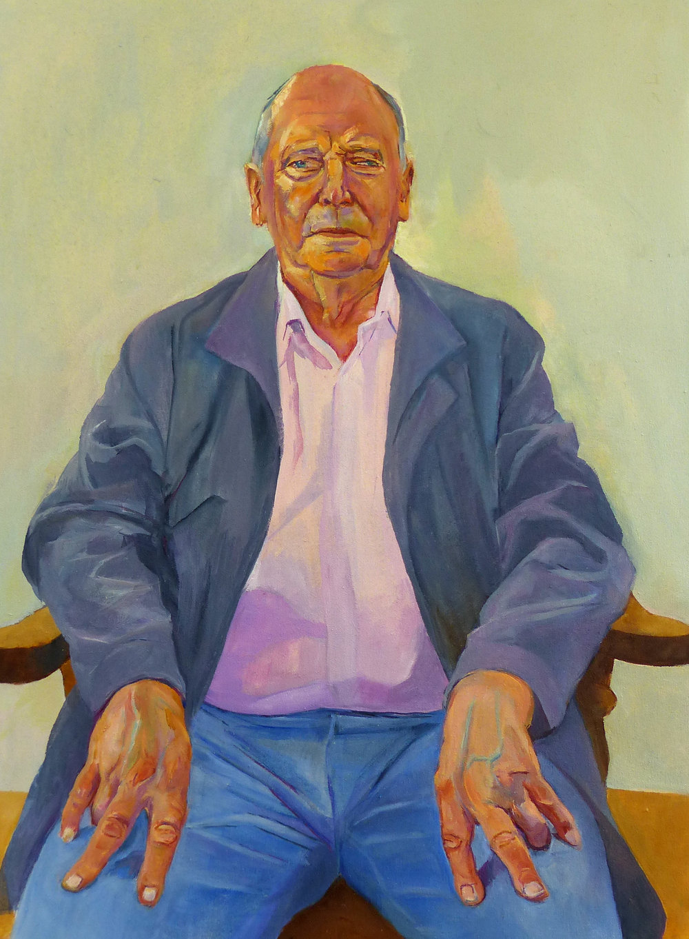 Portrait of Gareth