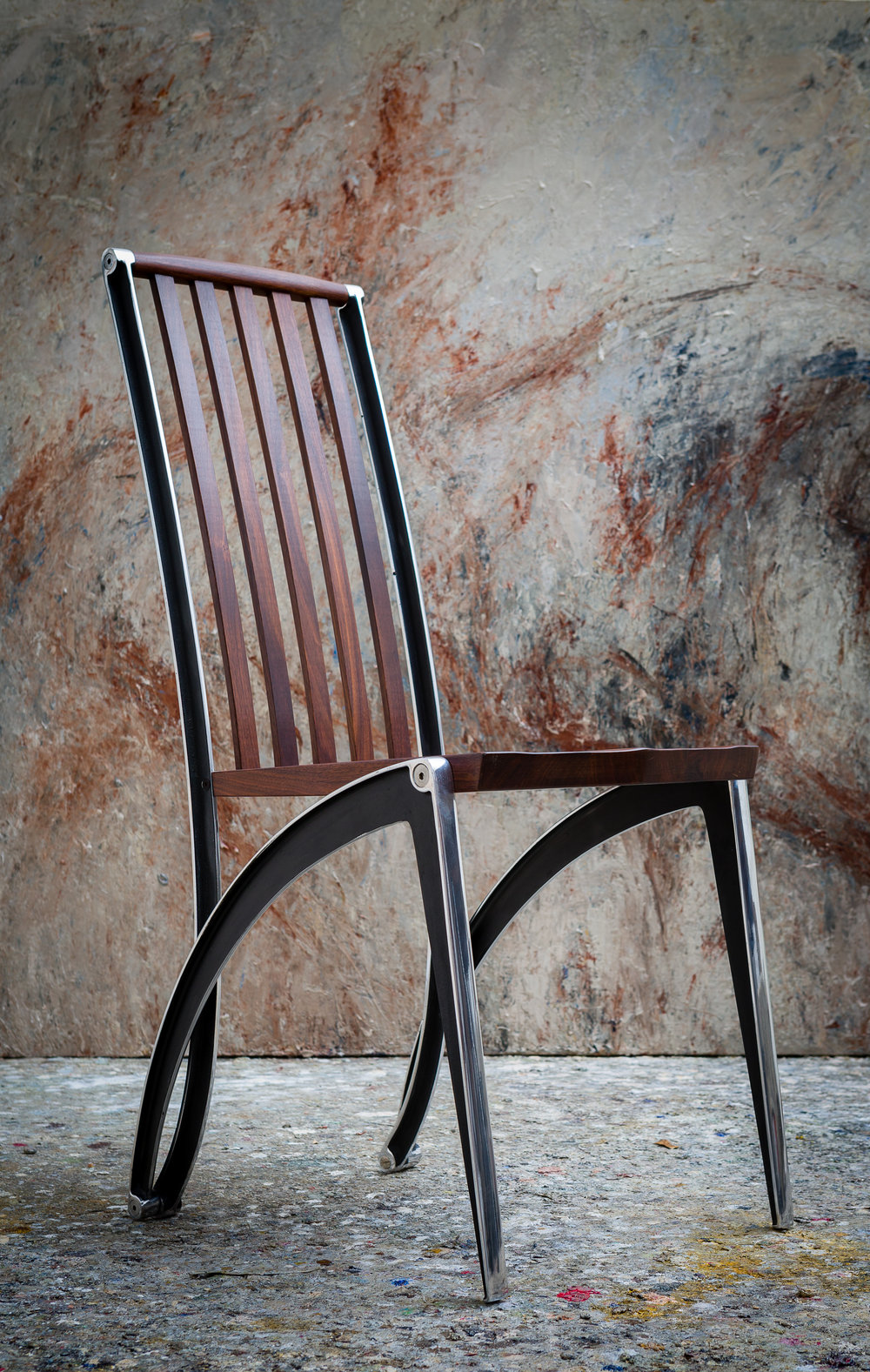 Mantide kitchen Chair