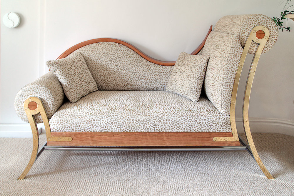 Chaise Longue — Luxury Bespoke Furniture
