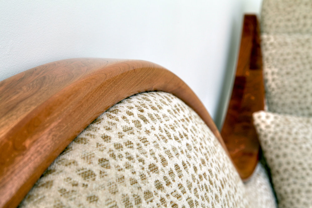 Chaise Longue detail