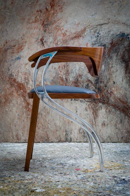The Parlare dining chair has been shortlisted for the chair category of this award