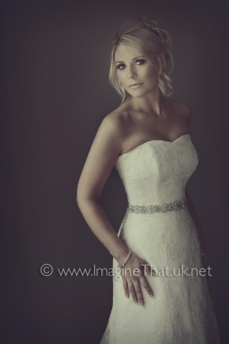 Bridal preparations at Cardiff City Hall