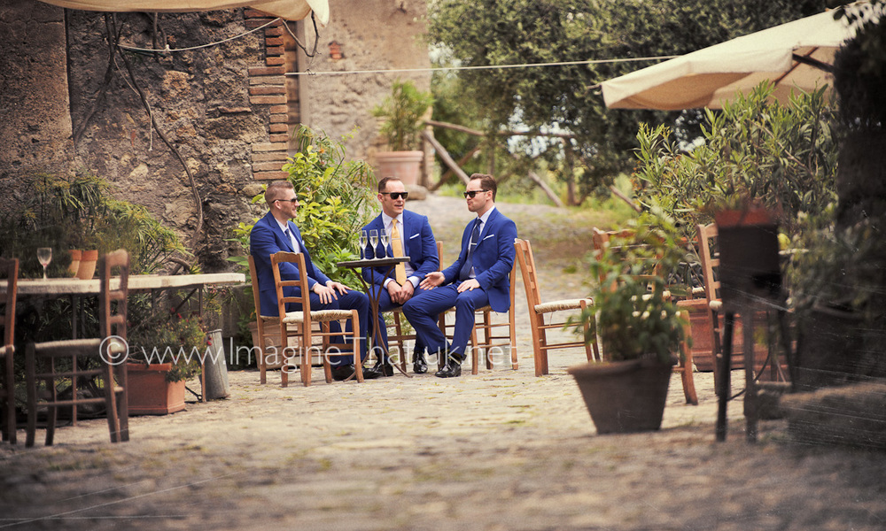 Wedding Photography Borgo di Tragliata