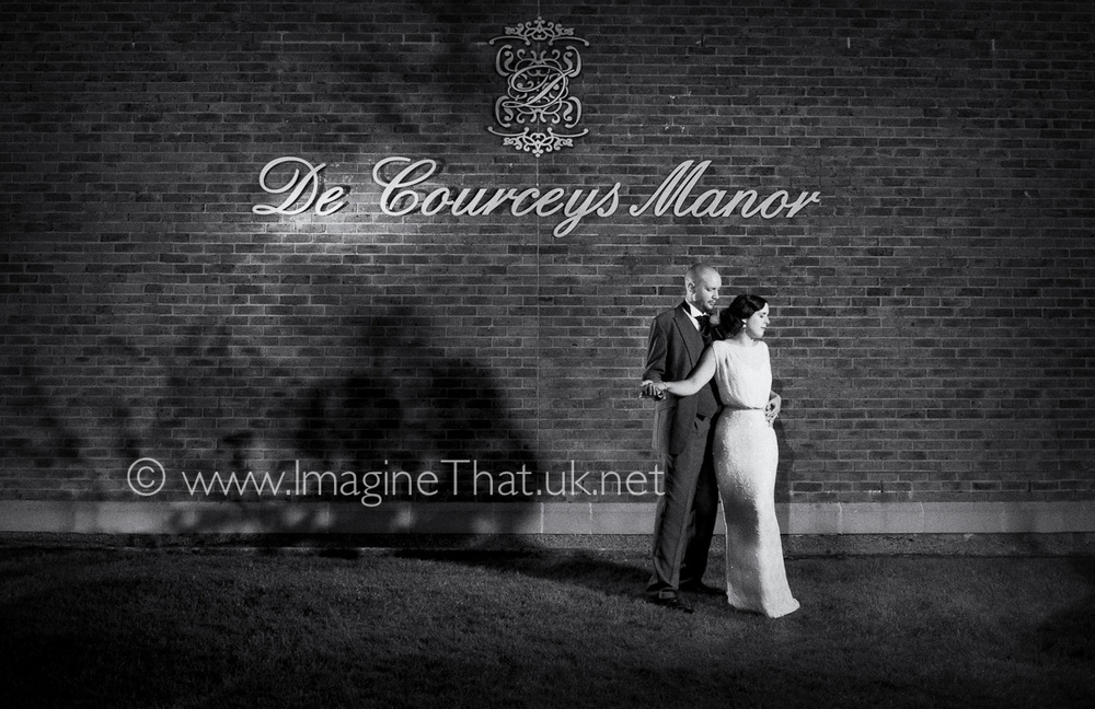 Wedding Photography De Courceys Manor