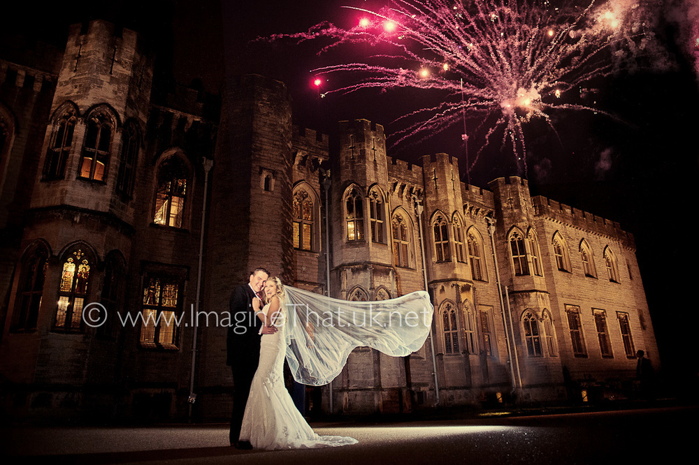 Wedding Photography Cardiff Castle