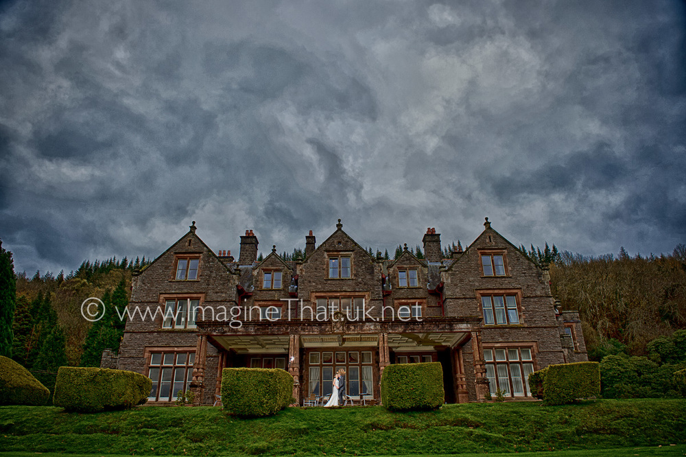 Wedding Photography  Buckland Hall Brecon
