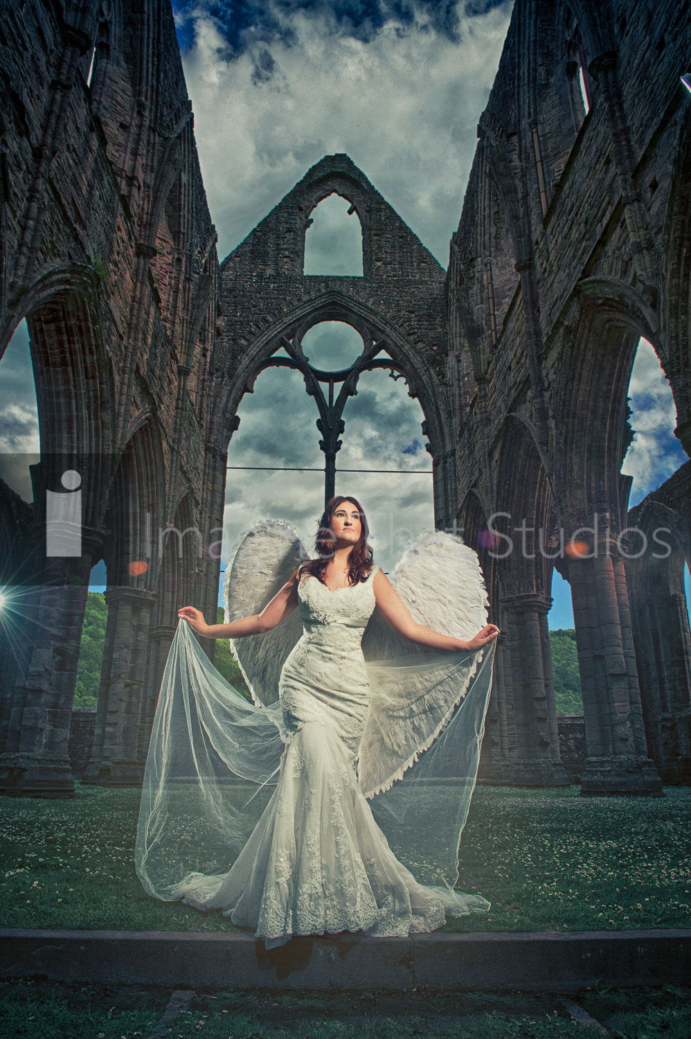 Wedding Photography Tintern Abbey