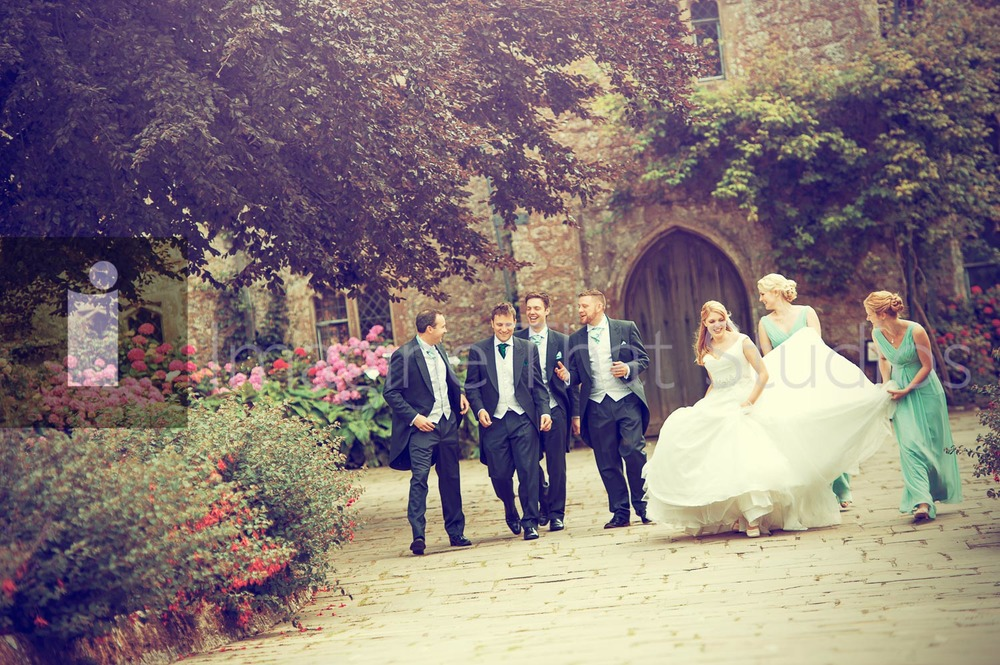Wedding Photography Lympne Castle Kent