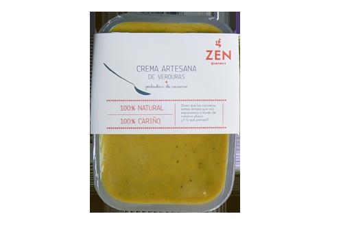 Crema de Verduras Envase 300gr Caducidad 90 días Sin conservantes