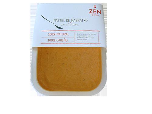Pastel de Kabratxo Envase 300gr Caducidad 90 días Sin conservantes