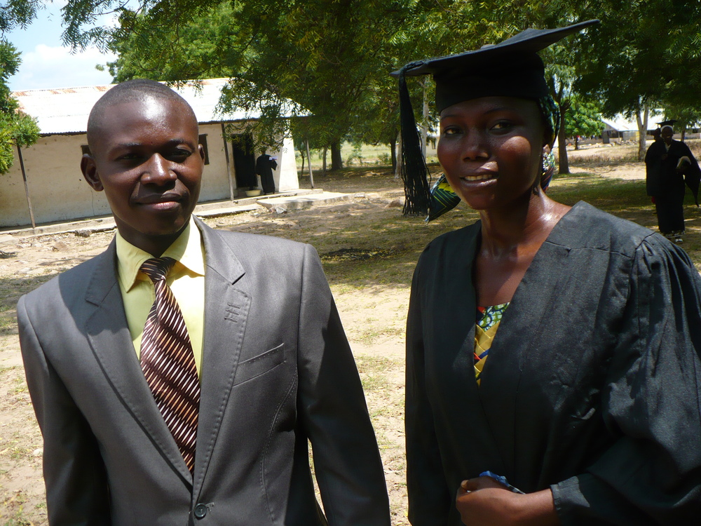 Abigail Simon   married to Jeremiah  full time student - diploma 1  graduate 2015