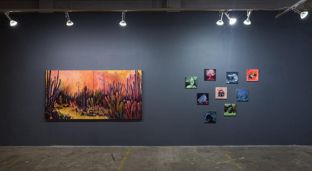 Kathryn Cowen,  Future Past , 107 Redfern, installation view, March 2018
