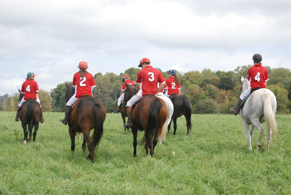 Our friends from Giant Valley Polo at last years pace