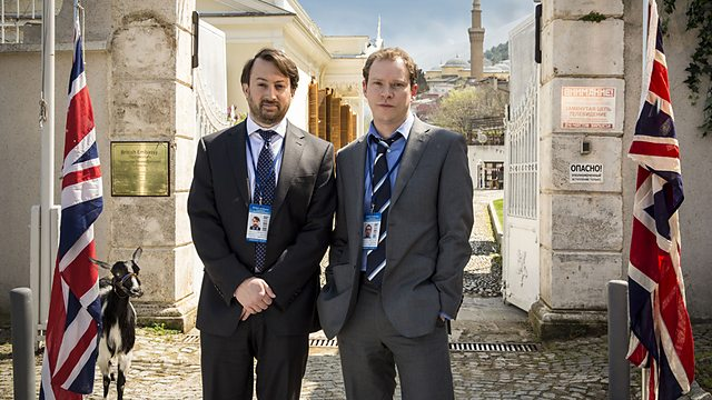 Ambassadors med David Mitchell og Robert Webb