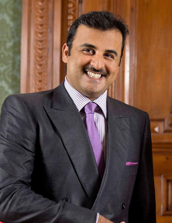 Noverande emir,Tamim bin Hamad. (Foto: Wikipedia)