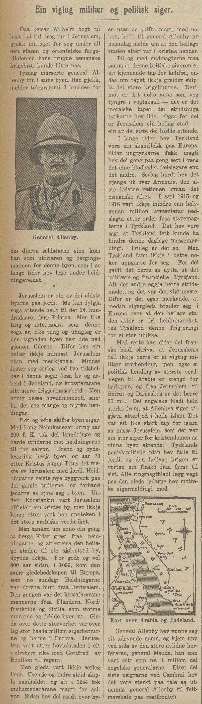 Den 17de Mai , torsdag 13. desember 1917