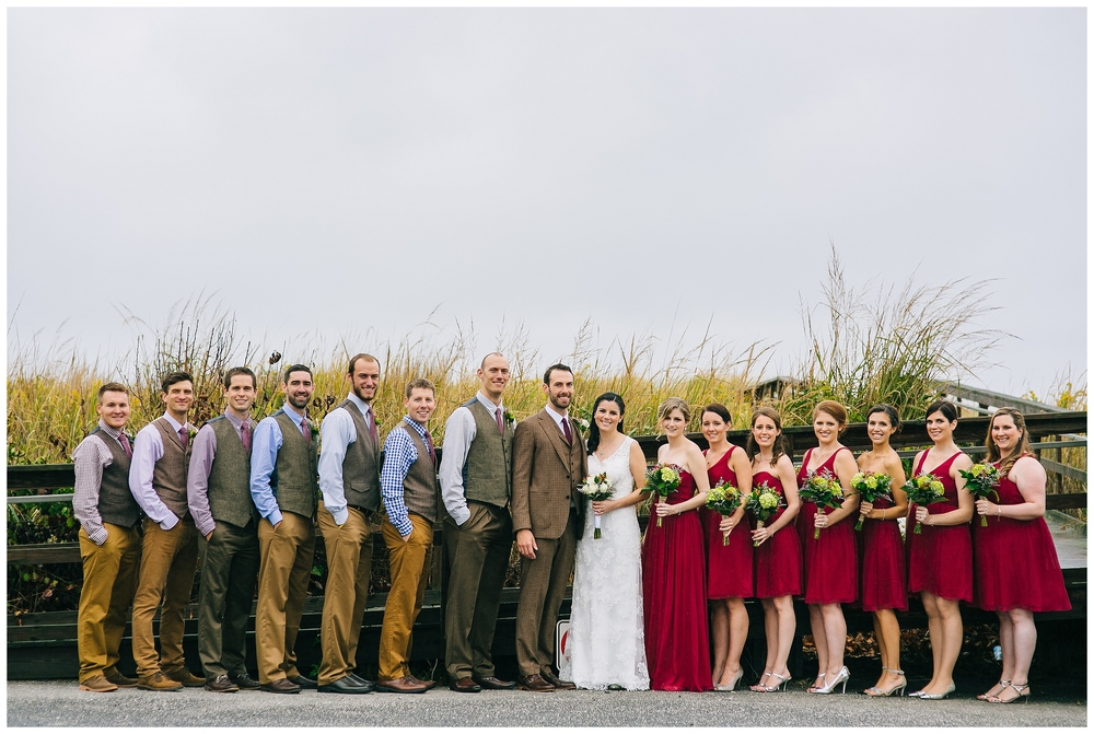 Stone Harbor Yacht Club LBI Wedding