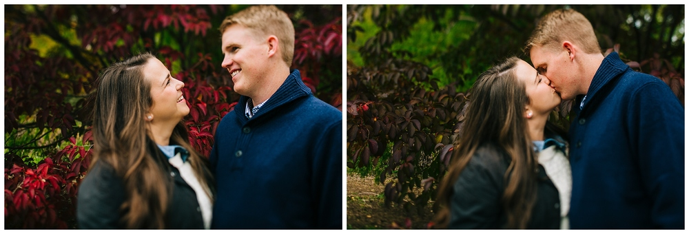 Engagement Photos at Harvard Arnold Arboretum in Jamaica Plain Boston MA