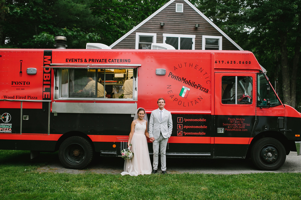 Emily Tebbetts Photography - back yard wedding gif atkinson nh confetti recessional bride and groom pizza truck -11.jpg