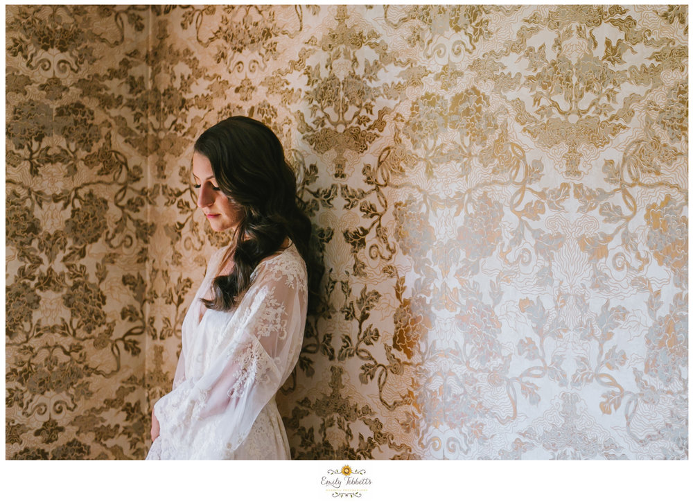 Emily Tebbetts Photography - Jackie and Ben Worthington Inn Four Corners Worthington MA Western Massachusetts Wedding Barn wedding rustic glamorous wedding bride soft waves lace wallpaper field bookcase-4.jpg