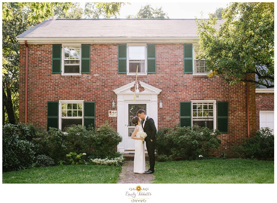 Emily Tebbetts Photography Wedding || Backyard Wedding in Natick, MA 5.jpg