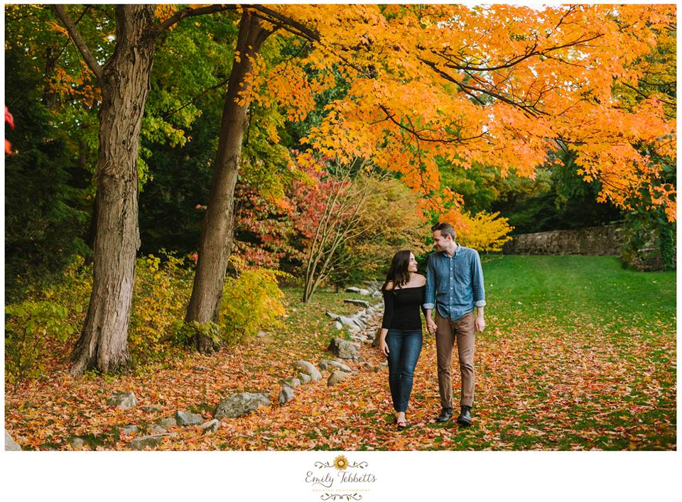 Arnold Arboretum & Downtown Jamaica Plain, MA Engagement Session - Emily Tebbetts Photography 1.jpg