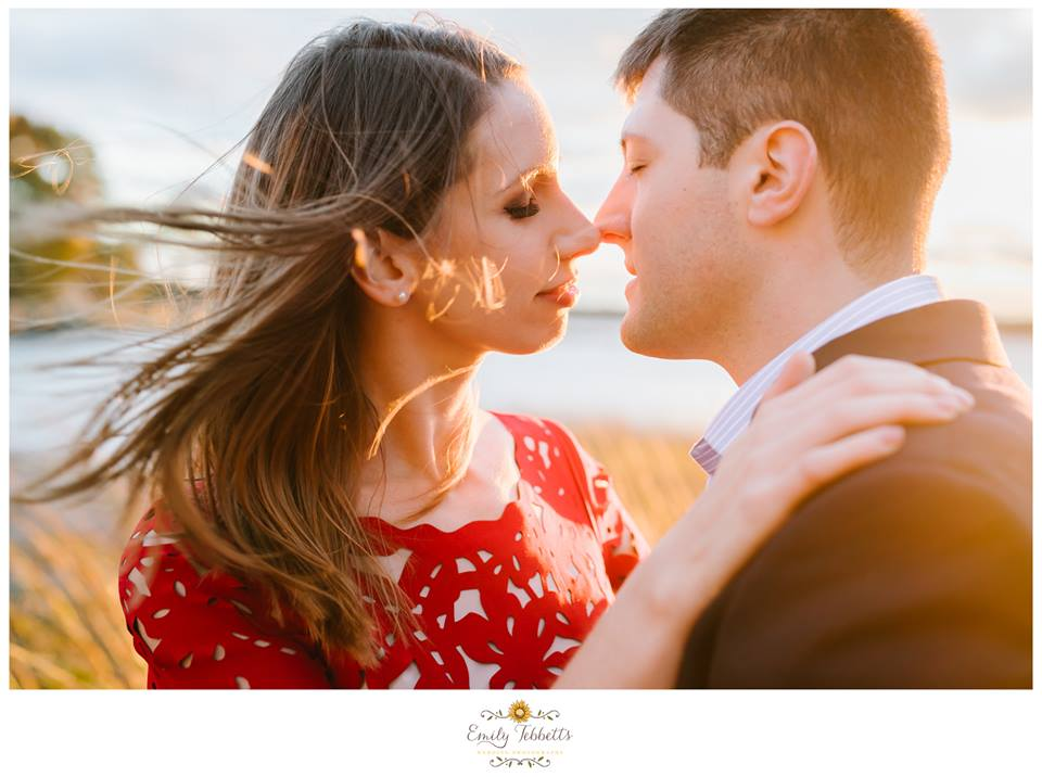World's End, Hingham, MA Engagement Session - Emily Tebbetts Photography 1.jpg