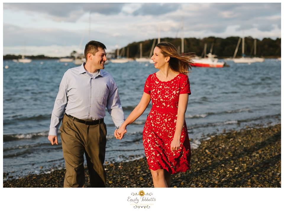World's End, Hingham, MA Engagement Session - Emily Tebbetts Photography 3.jpg