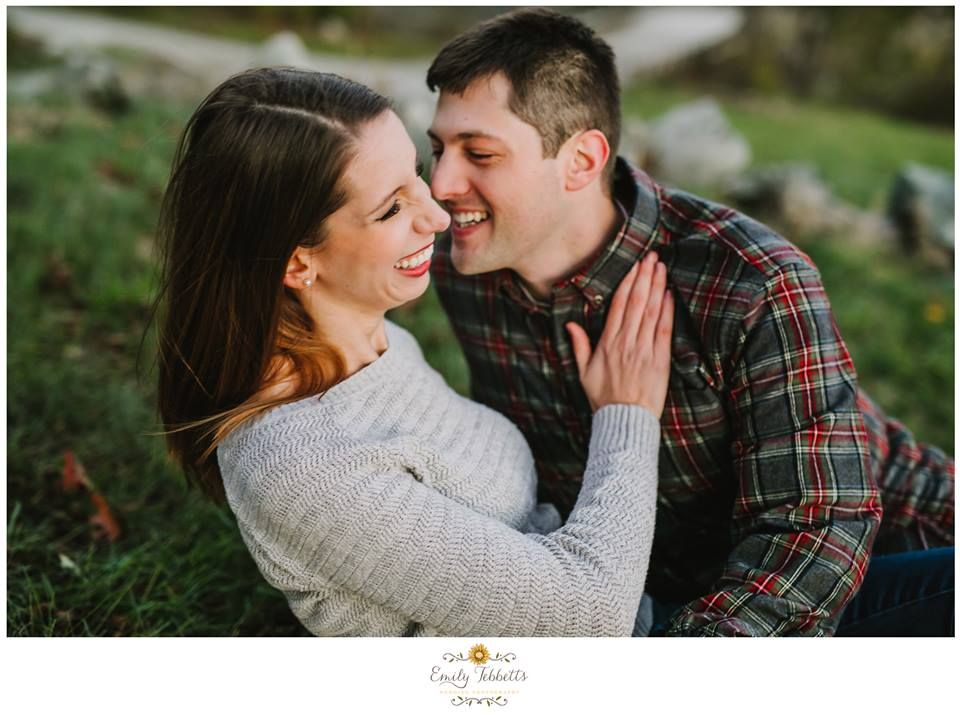 World's End, Hingham, MA Engagement Session - Emily Tebbetts Photography 4.jpg