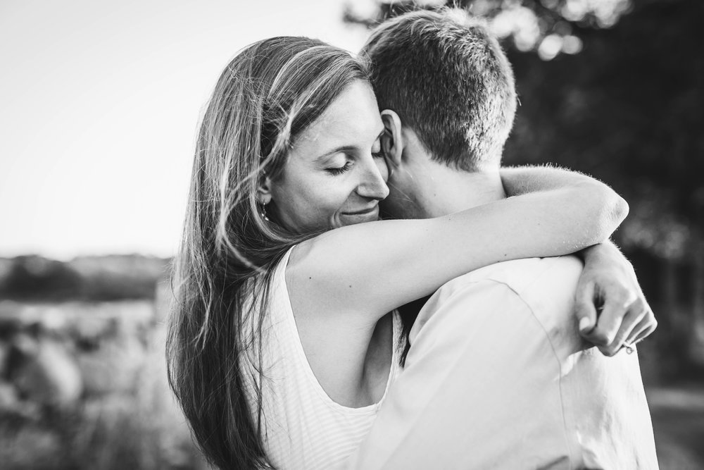 Westport MA Beach House vacation home engagement session - Emily Tebbetts Photography-58.jpg