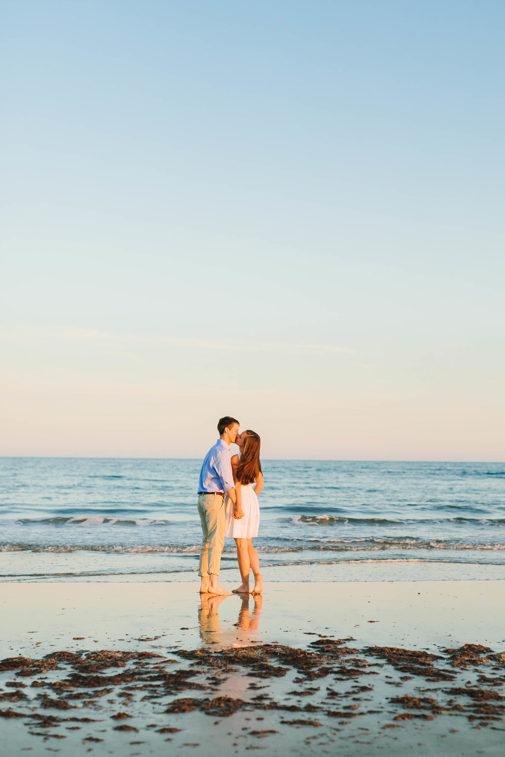 Westport MA Beach House vacation home engagement session - Emily Tebbetts Photography-89.jpg