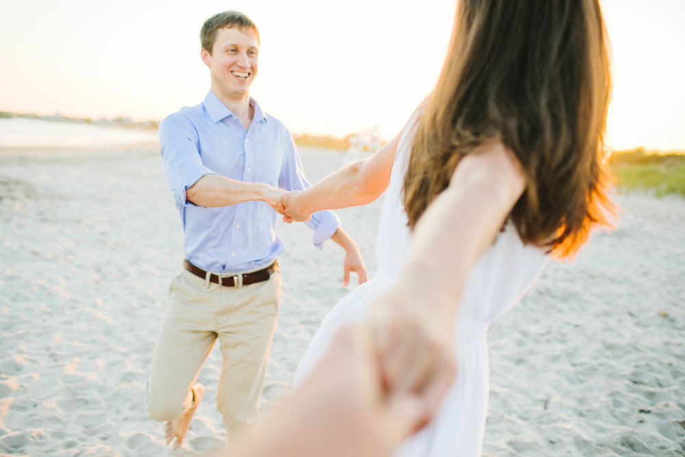 Westport MA Beach House vacation home engagement session - Emily Tebbetts Photography-97.jpg