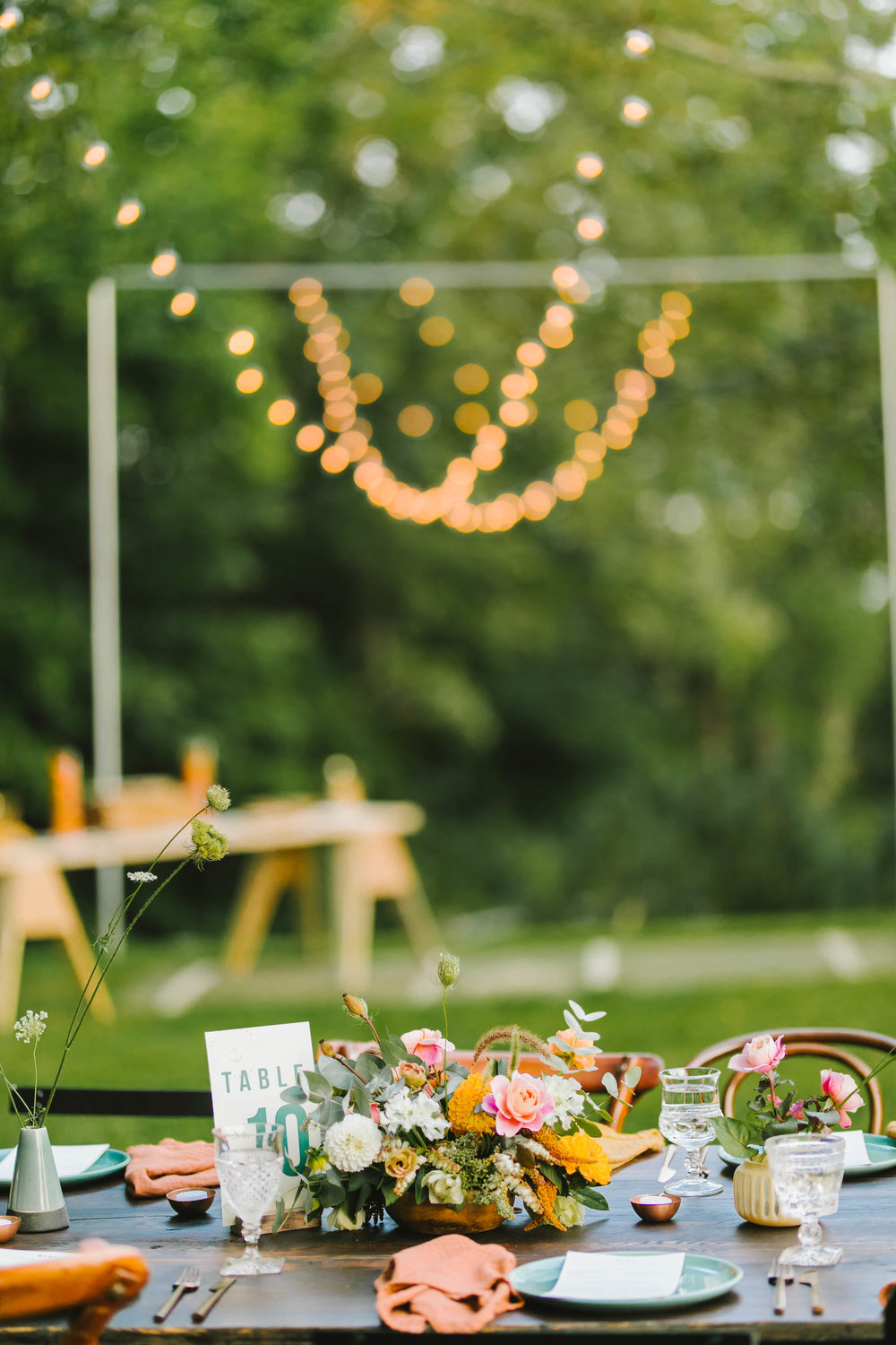 Vermont back yard farm wedding West winds farm vingtage casual unconventional - Emily Tebbetts Photography-17.jpg