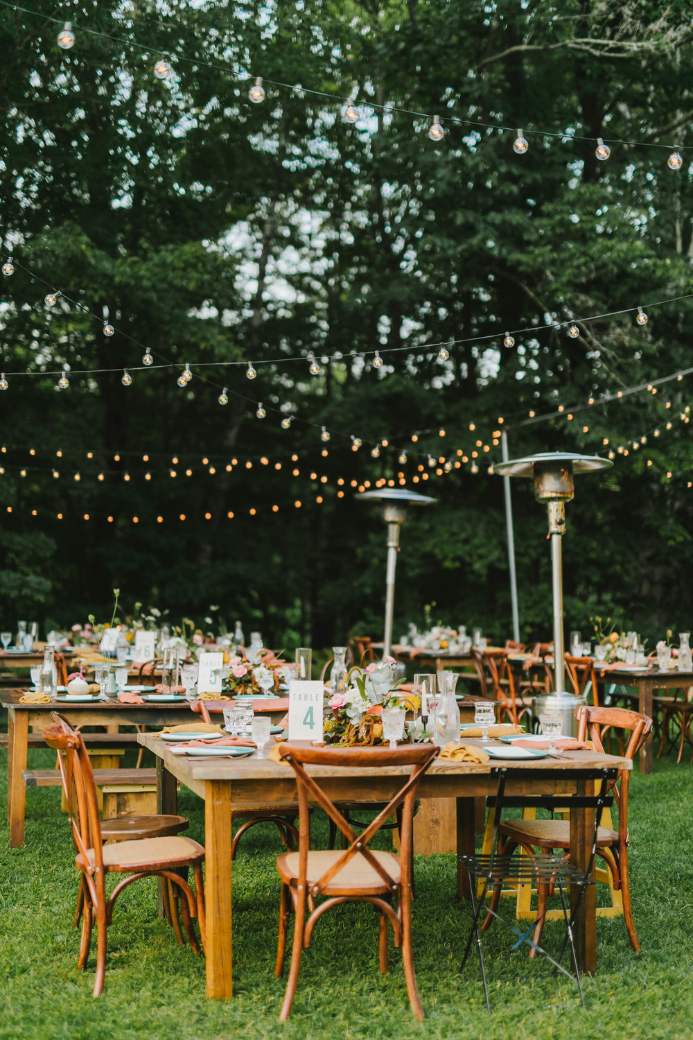 Vermont back yard farm wedding West winds farm vingtage casual unconventional - Emily Tebbetts Photography-20.jpg