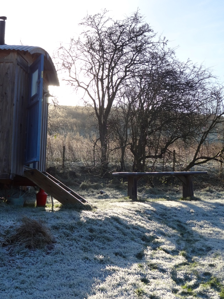 glamping, shepherds hut, Wales, holiday accommadation