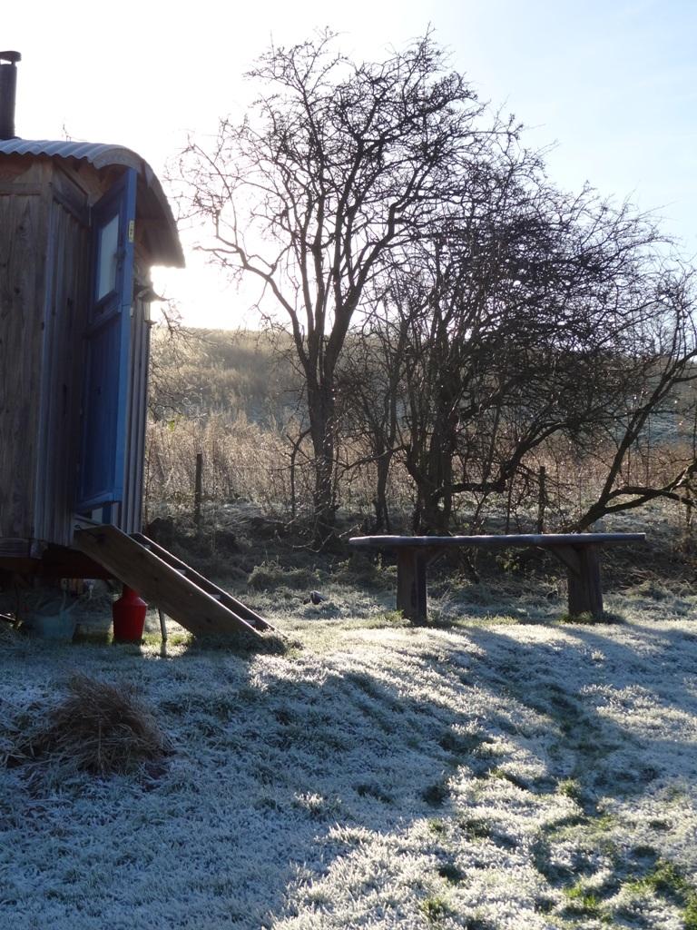 glamping, shepherds hut, Wales, holiday accommadation