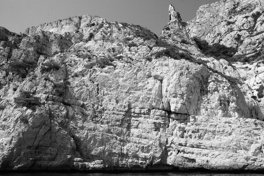 A travers une plaque à gouffre, #5, Marseille, 2015