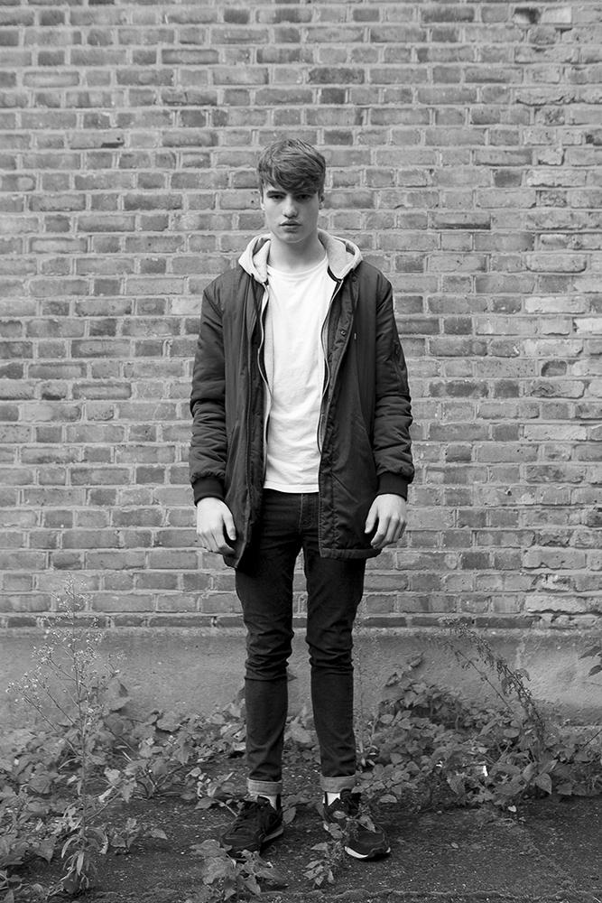 Celui qui refusait de parler, #2, Brandon, Londres, 2014