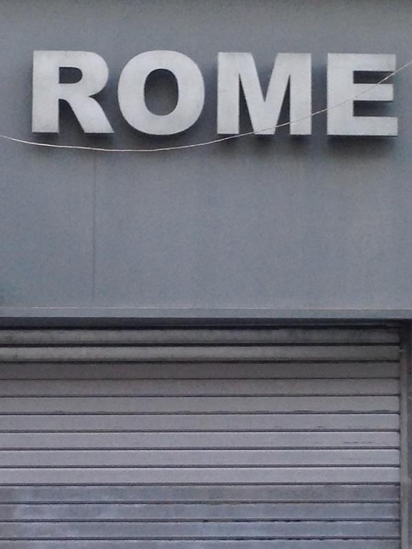 La ville sans nom, #60, 2015