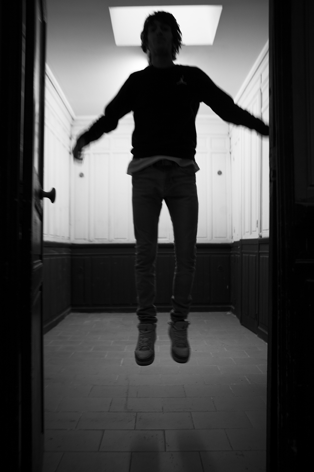 Apparition Bilal, #3, Bilal, Marseille, 2016