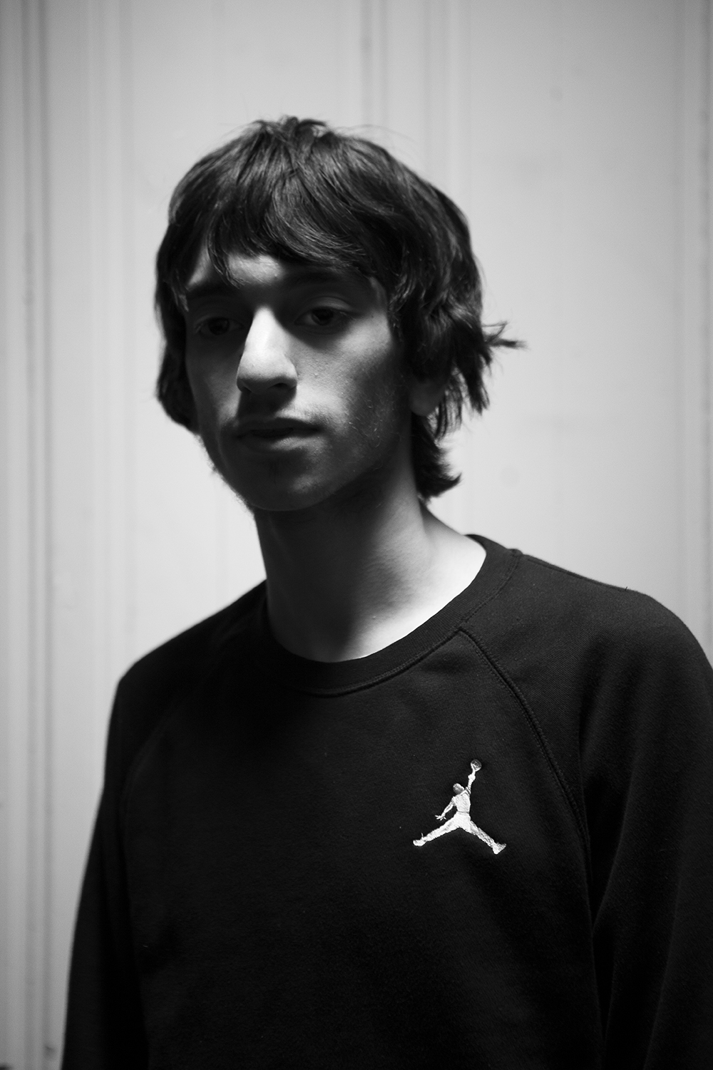 Apparition Bilal, #1, Bilal, Marseille, 2016