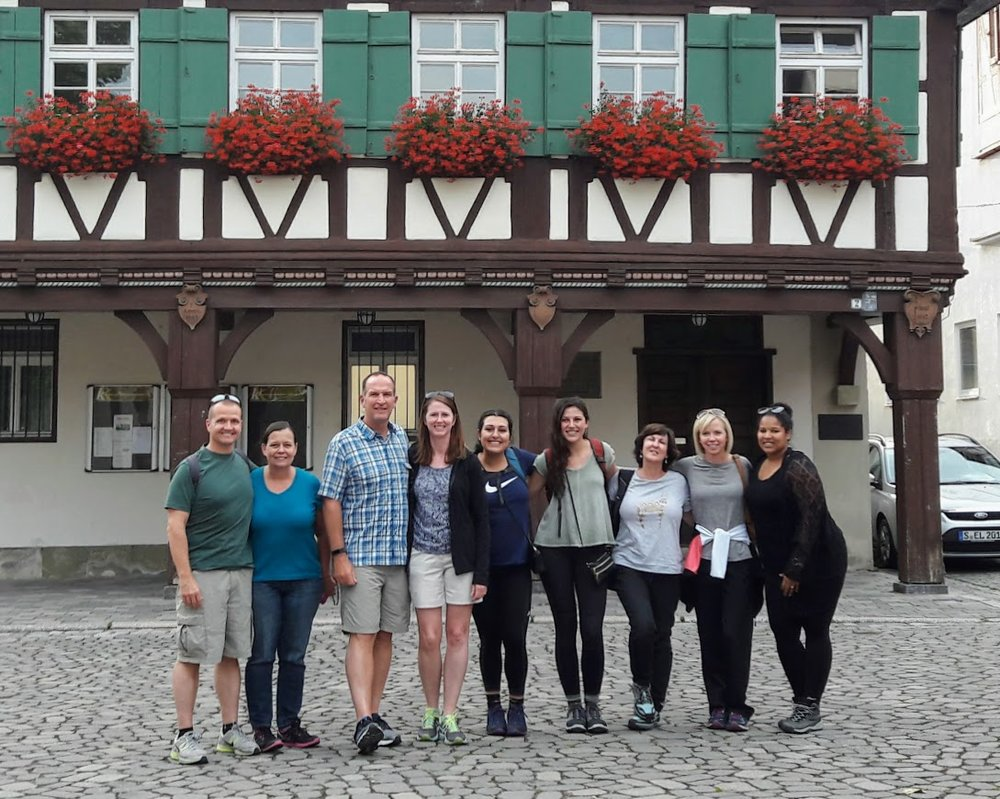 Groups love the charming wine village of Uhlbach!
