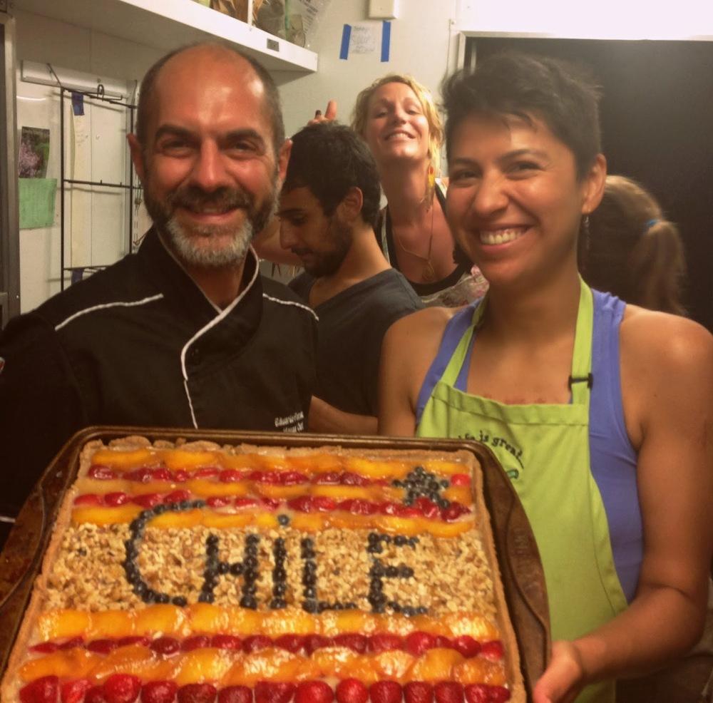 Eduardo (Italy), Rocio (Chile), Abdul & Carrie (Ohio)