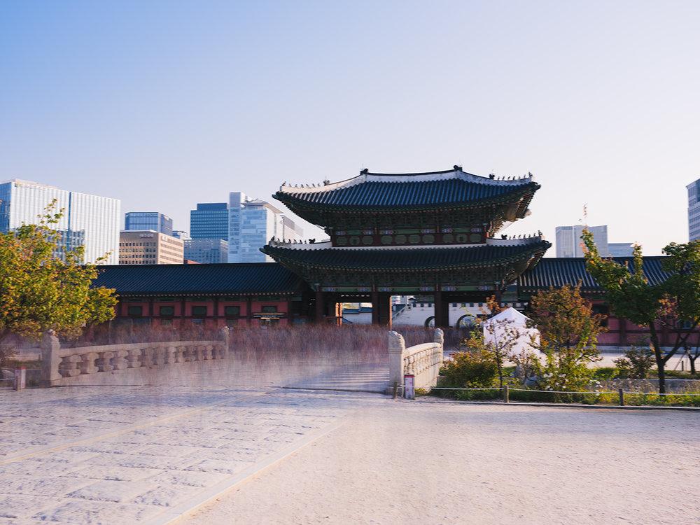 Seoul, South Korea, 2018