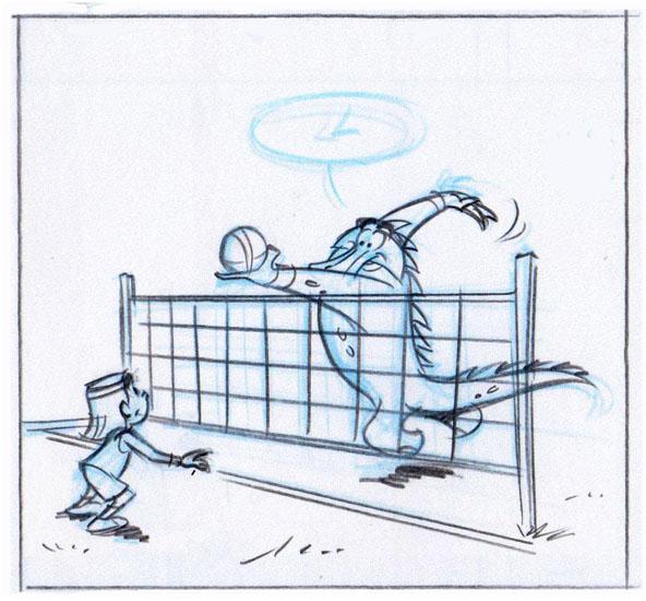 Volleyball Sneak Peek