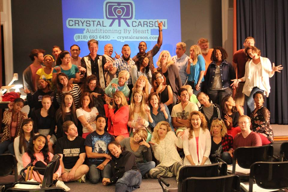 Auditioning by Heart 3-day Intensive - Summer 2015