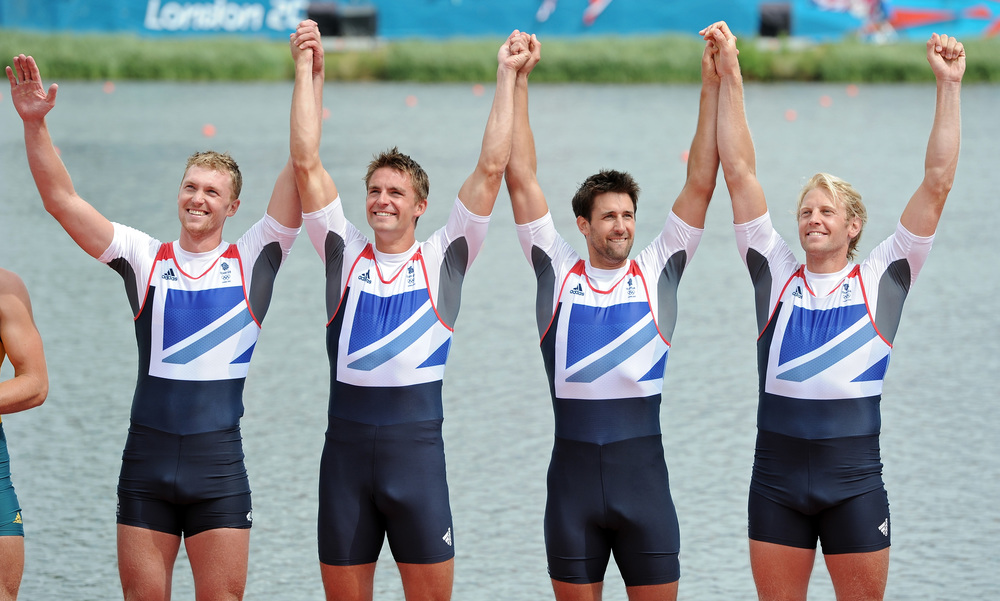 Olympic glory at London 2012