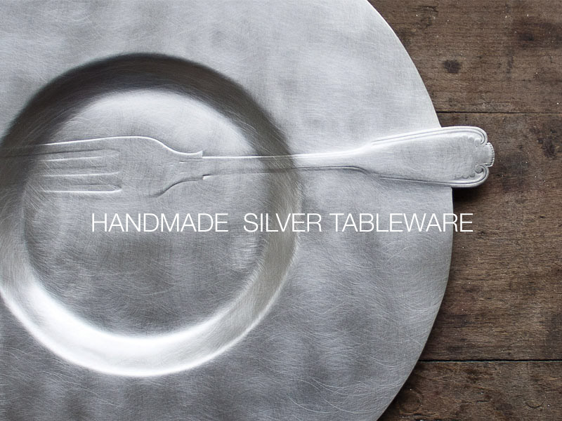 Bespoke silverware