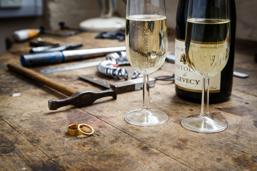 Make Your Wedding Rings Workshops