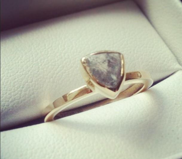 Rough Cut Diamond Engagement Ring .jpg